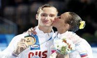 روسيا تحرز ذهبية الثنائي المختلط للسباحة التزامنية في بطولة العالم