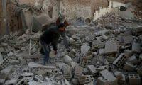 الجيش السوري يعلن وقف القتال في عدد من مناطق الغوطة الشرقية