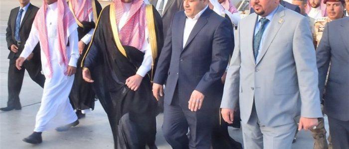 وزير الداخلية العراقي يصل السعودية