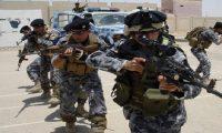 الاتحادية: تدريب مكثف لوحدات خاصة من الشرطة إستعداداً لمعارك جديدة.