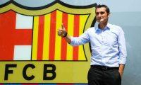 إرنستو فالفيردي:يعلن  عن عدم استعجاله لضم أي لاعب إلى النادي الكتالوني