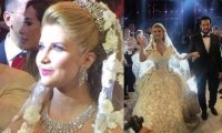 شاهد بالفيديو حفل زفاف ابن يوسف شعبان
