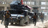 الاتحادية والحشد الشعبي يحرران قريتين وتقتل 20 داعش في تلعفر