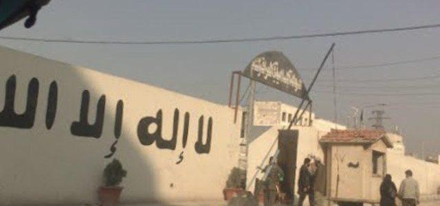 مجهولون يفجرون اكبر مخازن داعش للسلاح في تلعفر