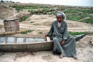 وزارة الموارد المائية توضح سبب انخفاض مناسيب مياه الاهوار