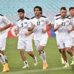 المنتخب العراقي يستضيف منتخباً أفريقياً