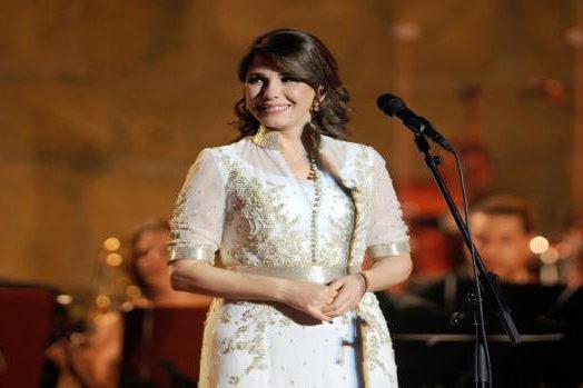 وثيقة : ماجدة الرومي تلغي حفلها في مصر والسبب ..