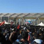 ايران تنشر 14 كتيبة في منفذ مهران  اثناء زيارة الاربعين