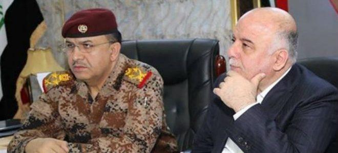 العبادي يناقش الخطط الامنية لادامة الأمن للمواطنين في بغداد