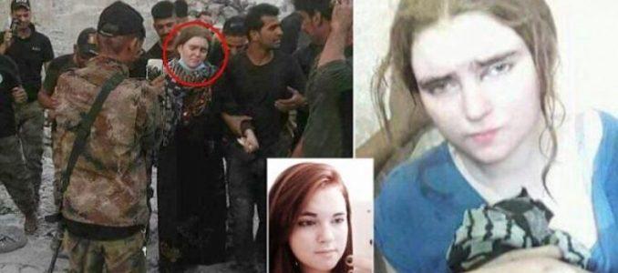 العبادي: مصير الفتاة الألمانية ليندا وينزيل رهن قرار القضاء العراقي