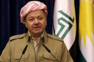 بارزاني: مستعدون لحوار جدي مع بغداد بعد الاستفتاء
