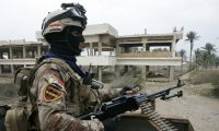 القوات العراقية تتقدم داخل قضاء الشرقاط