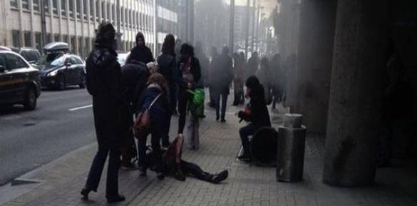 انفجار يضرب محطة مترو في لندن