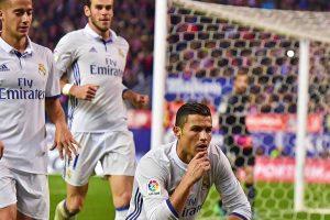 ريال مدريد يهزم ابويل القبرصي بثلاثية في ابطال اوروبا