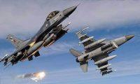 الطائرات التركية تجدد قصفها لمواقع في كردستان