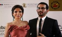 هكذا خاطبت منى زكي زوجها أثناء تسلمها جائزة أفضل ممثلة كوميدية !
