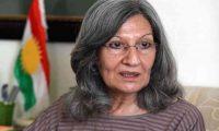 عقيلة طالباني: سنعمل من أجل وحدة الصف الوطني