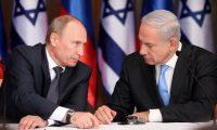 بوتين ونتنياهو يتبحثان مسائل التسوية في سوريا وبرنامج النووي الإيراني