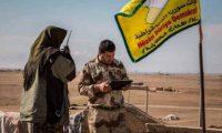 بعد أنسحاب داعش قوات سوريا الديمقراطية  تسيطر على حقل العمر في دير الزور