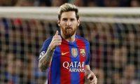 """""""ماركا"""" : ليونيل ميسي الأكثر  لاعبي مشاركة في جميع مباريات برشلونة هذا الموسم"""