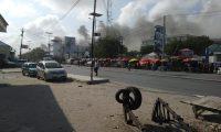 مقتل 40 شخصا بهجومين في العاصمة الصومالية مقديشو