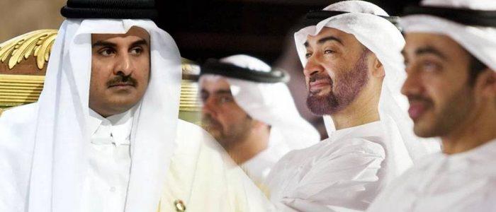 قطر تقدم شكوى ضد الإمارات بشكوى تجارية  لدى المنظمة التجارية