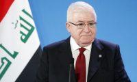 بعد انتهاء زيارته الى الكويت ..معصوم يعود الى العراق