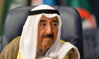 دخول أمير الكويت إلى المستشفى أثر وعكة صحية