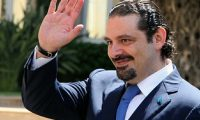 سعد الحريري يقبل دعوة الرئيس الفرنسي لرزيارتها