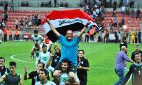 """المنتخب الوطني يتقدم مركزا واحدا في تصنيف الأتحاد الدولي """"فيفا"""""""