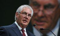 تيلرسون  الولايات المتحدة مستعدة لاجراء محادثات مع كوريا شمالية من دون شروط مسبقة