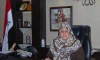 وزيرة الصحة تغادر قاعة المؤتمر بعد احتجاجات واتهامها بالفساد في ميسان