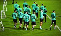 ماذا فعل نجوم ريال مدريد في أبوظبي؟