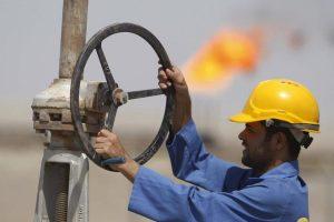 وزير النفط  الاتفاق المبرم مع إيران يسري لمدة سنة ويمكن تجديدة