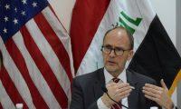 سفير أمريكا ببغداد: هذا ما سنعمل عليه في العراق خلال الفترة القادمة