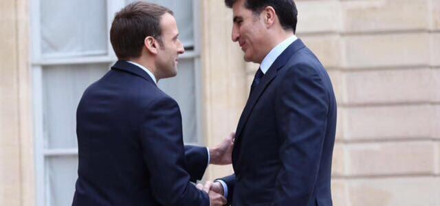تقرير: وساطة فرنسا بين أربيل وبغداد منافسة لغريمتها في العراق