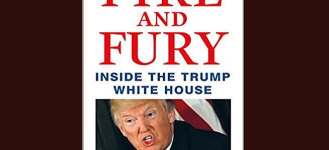 كتاب نار وغضب لـ مايكل وولف يكشف أسرار وتعامل ترامب وإدارته مع قضايا العالم