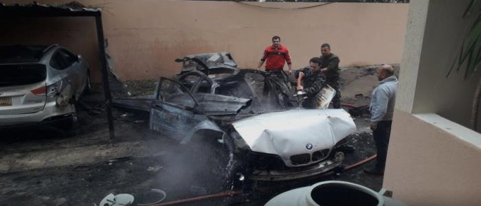 انفجار في صيدا يستهدف قيادي بحركة حماس أبو حمزة حمدان وزوجته