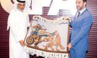 الدوحة تطلب رسميا اللعب في بغداد