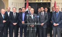 الوفد اللبناني برئاسة وزير الرياضة ينهي زيارته للعراق بعد  مباحثات بين الطرفين