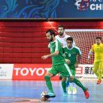 منتخب العراقي يبلغ الدور قبل النهائي تايبيه بعد فوزه على لبنان