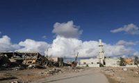 سقوط العشرات بين قتيل وجريح جراء انفجار بمسجد في بنغازي