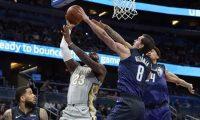 جيمس يقود كليفلاند كافلييرز  لدوري كرة السلة الأميركي للمحترفين