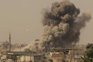 """أميركا تعتبر إعادة إعمار العراق """"فرض كفاية"""" لا يشملها"""